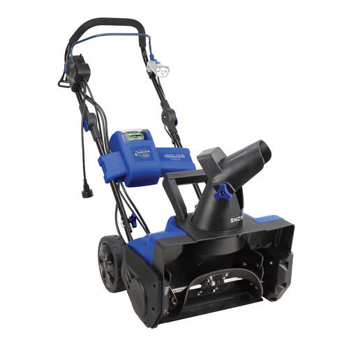 Snow Joe ION18SB-HYB iON 40V Single-Stage Brushless Hybrid Snow Blower by Snow Joe LLC