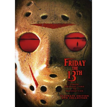 Friday The 13th Parts I - VIII: From Crystal Lake To Manhattan (5 ...