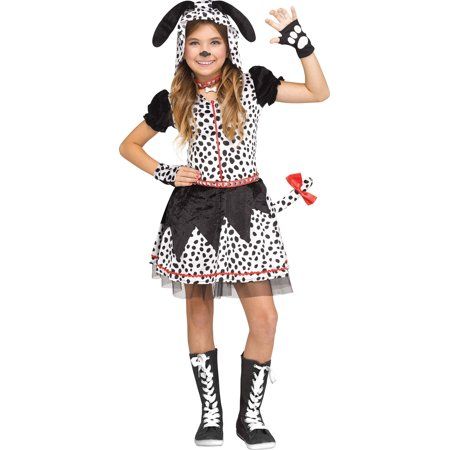 On The Spot Halloween Costumes (Spotted Sweetie Child Halloween)