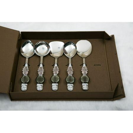 - Filigree 5 Piece Specialty Spoon