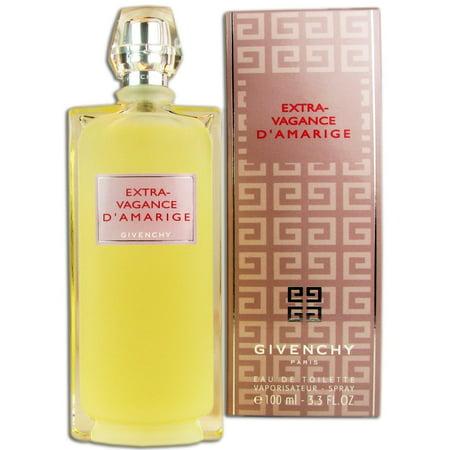 Amarige De Givenchy Edt Spray (Givenchy  Extravagance D Amarige Women's 3.3-ounce Eau de Toilette)