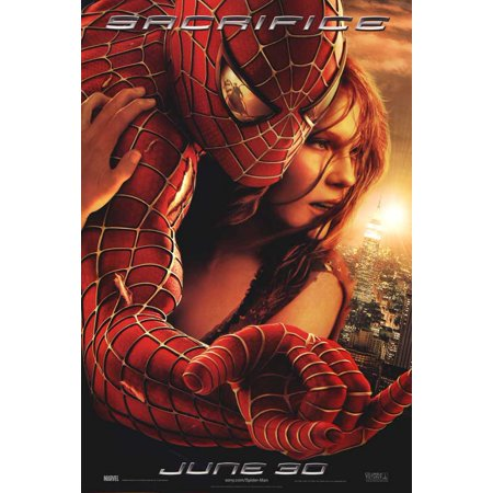 Spider Man 2 Poster Movie J Mini Promo
