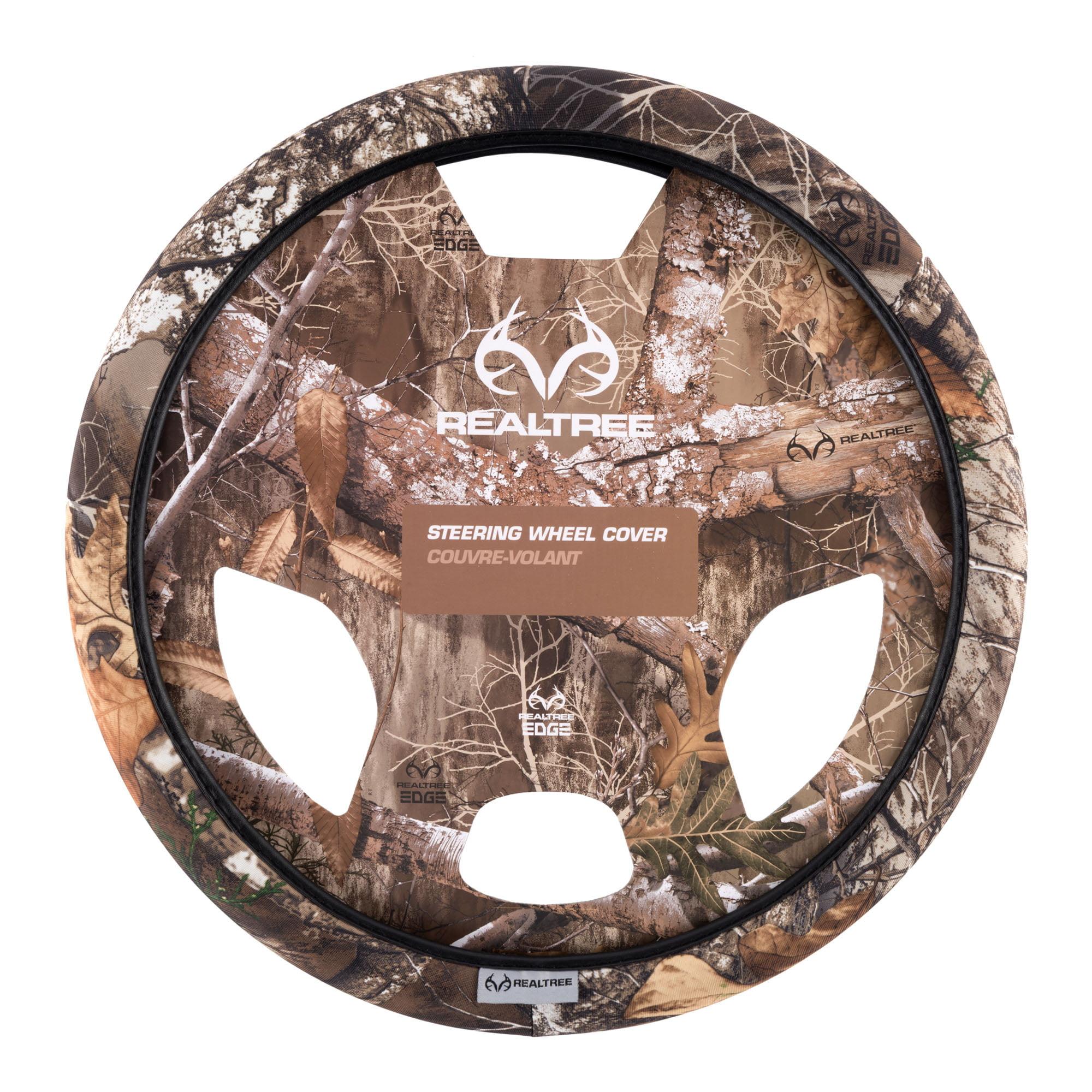 Realtree Camo Steering Wheel Cover