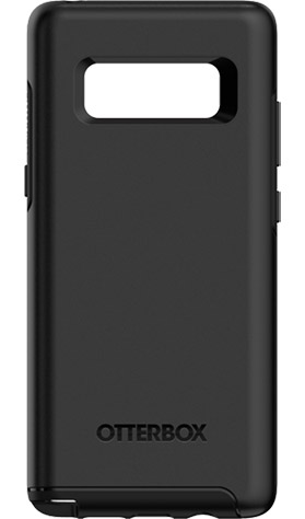 Otterbox Galaxy Note8 Symmetry Series Case, Black by OtterBox