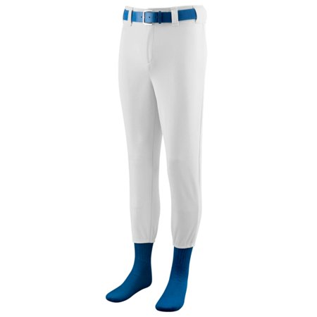 Augusta Youth Softball/Baseball Pant White L - image 1 of 1