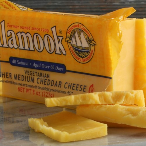 Tillamook Tillamook  Cheese, 8 oz