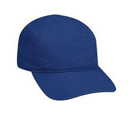 Otto Cap Superior Garment Washed Cotton Twill Five Panel Camper Style Caps - Hat / Cap for Summer, Sports, Picnic, Casual wear and Reunion etc