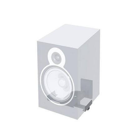 PrimeCables® Swivel Speaker Mount,Side Clamp Type Tilt ,Black, Set of 2 - image 3 of 5