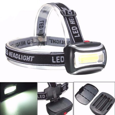 2000LM Rechargeable LED Headlamp Head Light Headlight Lamp adjustable elastic design Outdoor Flashlight for camping, hiking, night fishing, caving - image 1 of 7