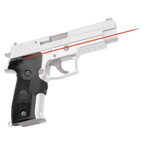 Crimson Trace LG-426M MIL-STD Front Activation Lasergrips for Sig Sauer P226