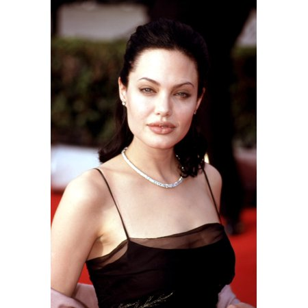 Angelina Jolie At The Screen Actors Guild Awards March 2000 Photo Print