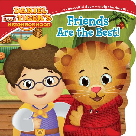 Friends Are the Best (Board Book)