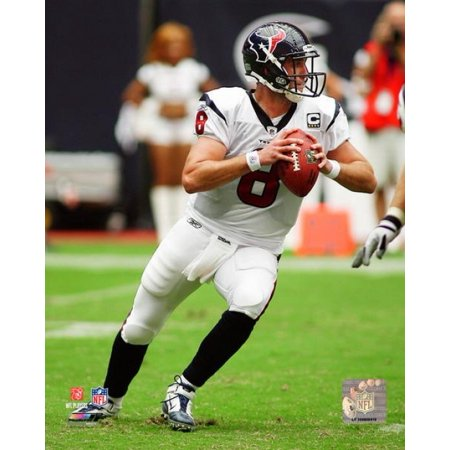 Matt Schaub 2010 Action Photo Print