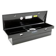 "Lund 79100T 70"" Black Aluminum Cross Bed Tool Box"