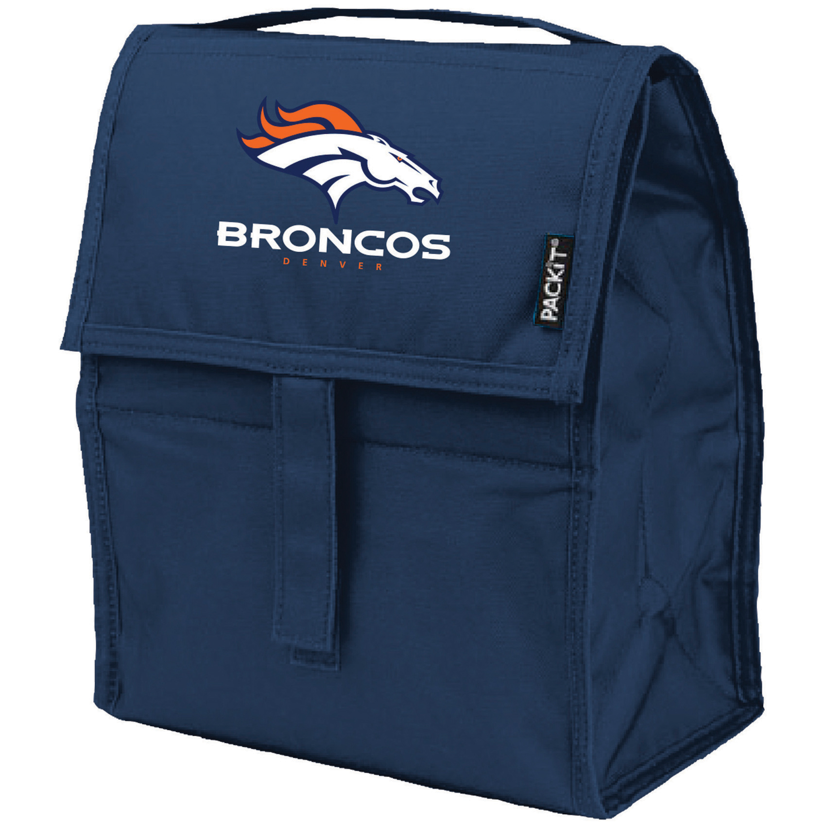 Denver Broncos PackIt Lunch Box - No Size