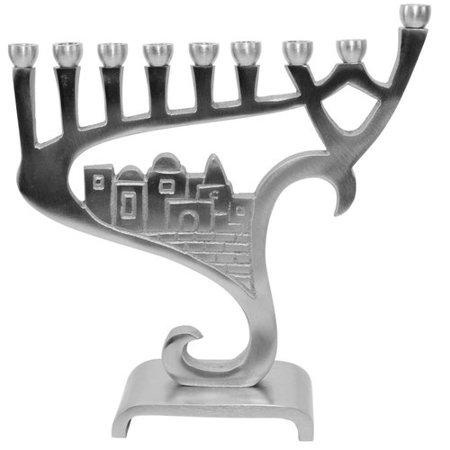 Ben and Jonah Lamp Lighters Ultimate Judaica Menorah](Make Menorah)