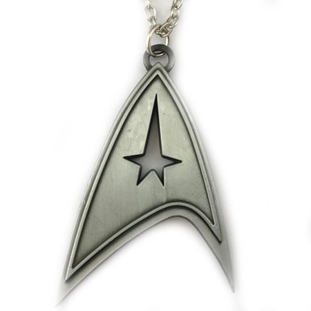 Star Trek Brushed Metal Logo 18
