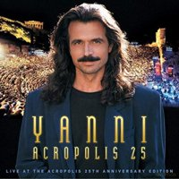Yanni: Live At The Acropolis (25th Anniversary) (CD) (Includes DVD) (Includes Blu-ray) (Remaster) (Limited Edition)