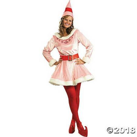 BESTPR1CE Jovi Elf Adult Christmas Costume One Siz for $<!---->
