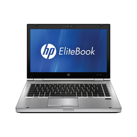 HP EliteBook 8460p Intel i5-2540M 4GB RAM 96GB SSD Win 10 Home Webcam B Grade
