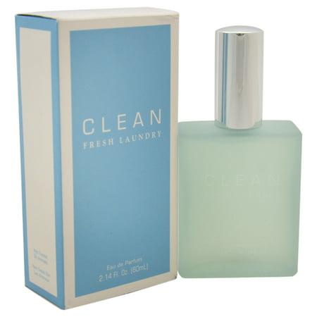 Clean Fresh Laundry Eau de parfum Spray For Women 2.14 oz