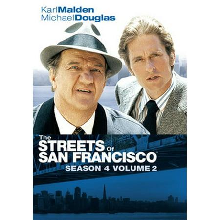 The Streets of San Francisco: Season 4, Volume 2