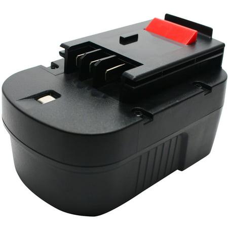 Black & Decker CDC1440K Battery Replacement - For Black & Decker 14.4V HPB14 Power Tool Battery (2000mAh, NICD) - image 4 de 4