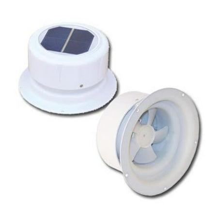 Ultra-Fab 53-945001 Mini Solar Plumbing Vent