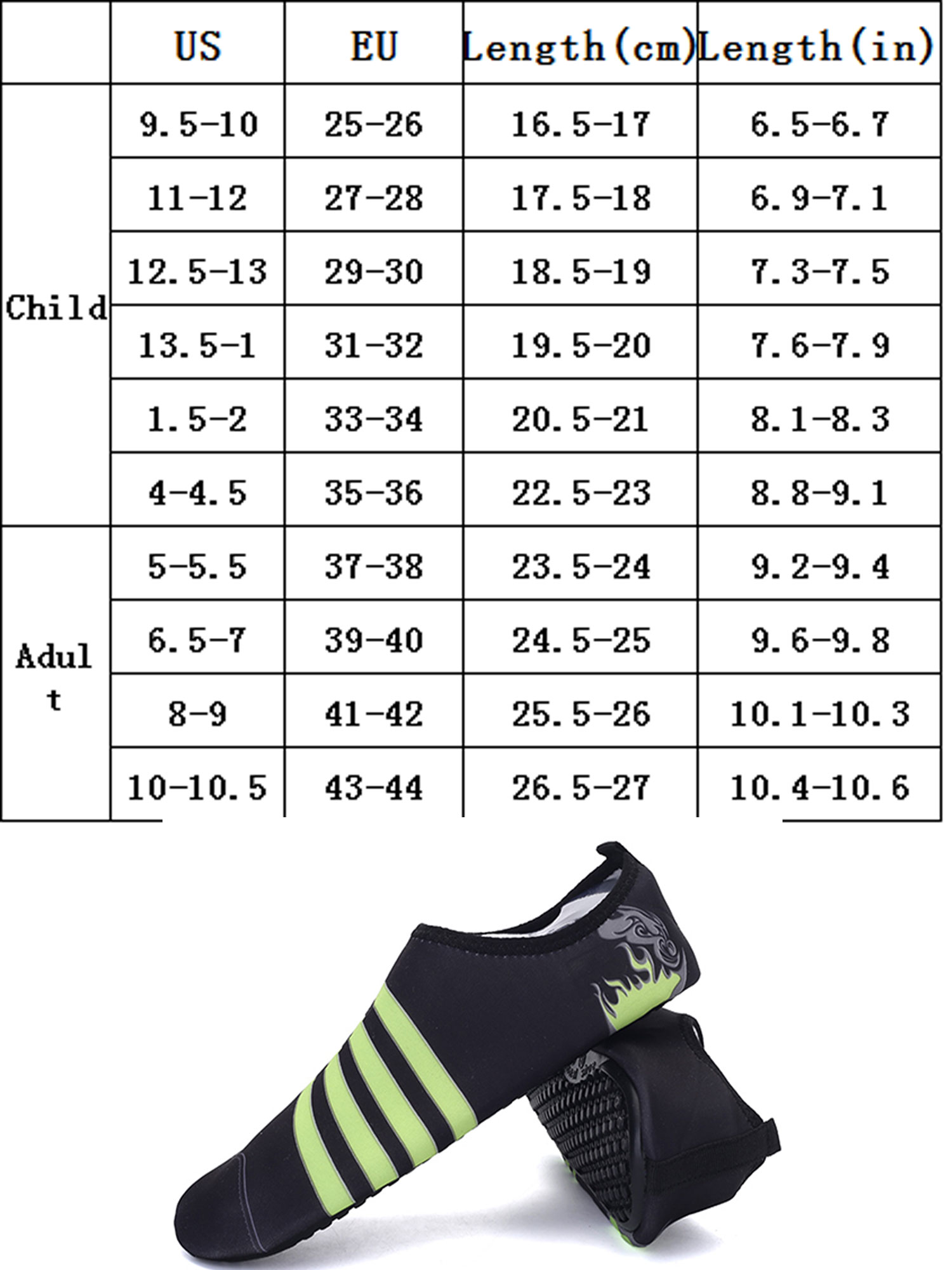 e126f18acc Water Shoes Barefoot Beach Pool Shoes Quick-Dry Aqua Yoga Socks for Surf Swim  Water Sport for Men Women - Walmart.com