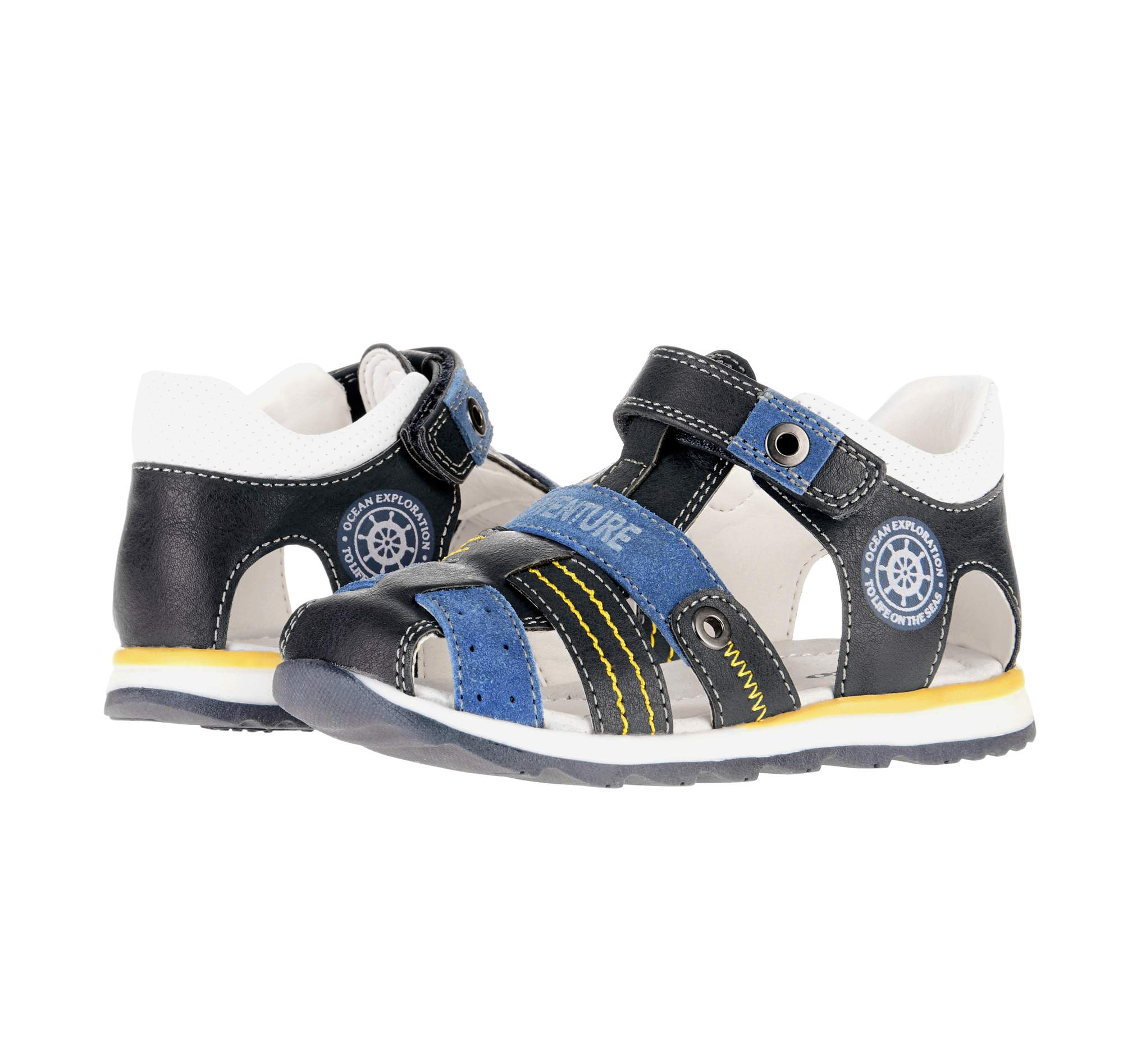 Beeko Toddler Boys' Garth Fisherman Sandal