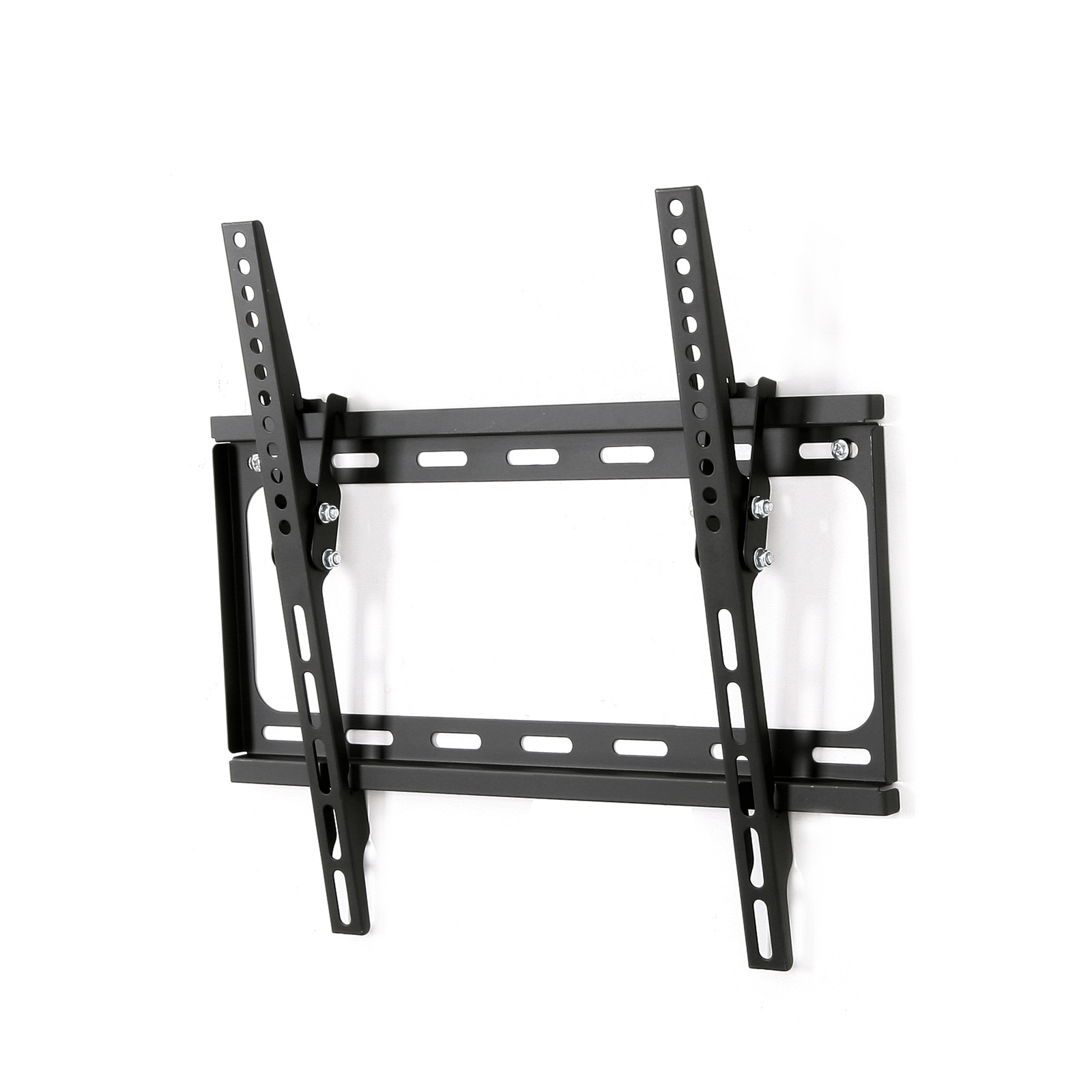 FLEXIMOUNTS T012 Tilt TV Wall Mount Bracket fits 26-55 inch TV 4K Plasma flat screen with 66 lbs weight capacity