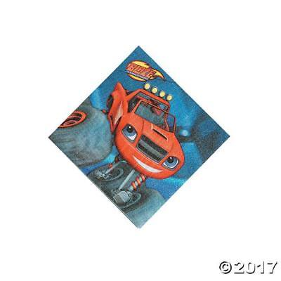 In 13740926 Blaze And The Monster Machines  Beverage Napkins