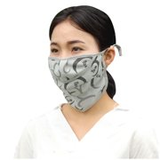 matoen Anti-dust Reusable Cotton Mouth Face Masks Mouth Cover For Man And Woman