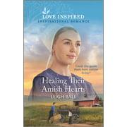 Colorado Amish Courtships, 4: Healing Their Amish Hearts (Paperback)