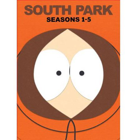 South Park: Seasons 1-5 (DVD) - South Park Fiesta De Halloween