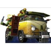 Teenage Mutant Ninja Turtles Party Wagon Prop