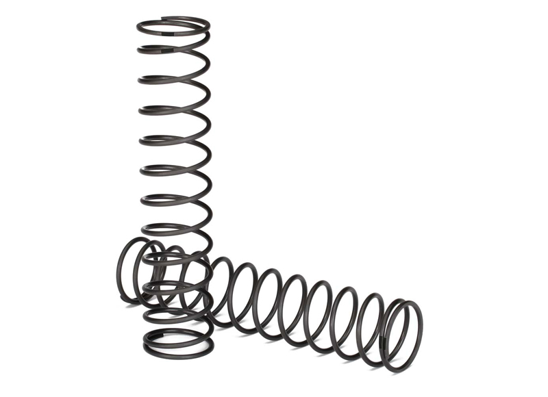 Traxxas 7857 Springs Shock Natural Finish GTX 1.450 Rate (2) TRA7857 by Traxxas