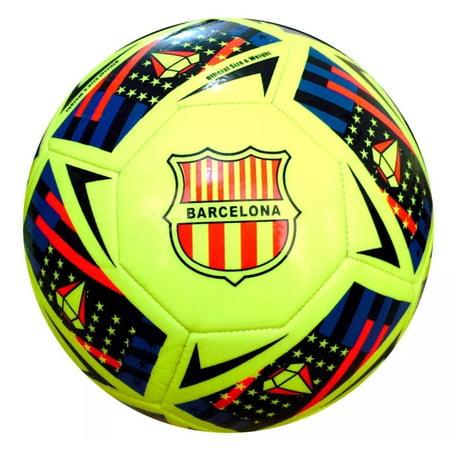 Supporter Training Soccer Ball Barcelona Madrid America Chivas Mexico