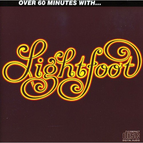 Gordon Lightfoot - Over 60 Minutes [CD]