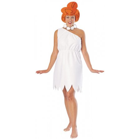 Wilma Flintstone Adult Costume - - Flintstone Costumes For Adults