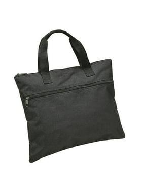 91ea59afa03c Product Image Debco P3949 Top Zipper Closure Underarm Business Brief - Black  - 12 Pack