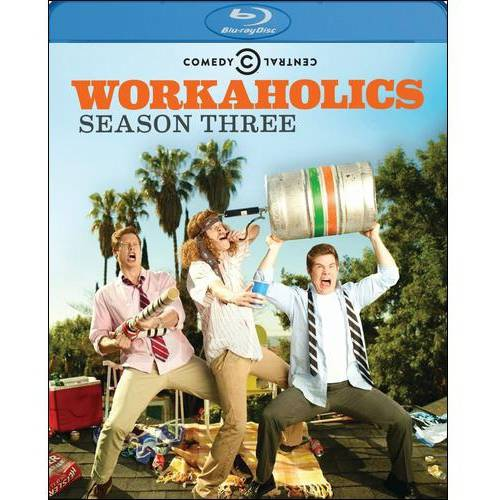 Workaholics: Season Three (Blu-ray) (Widescreen)