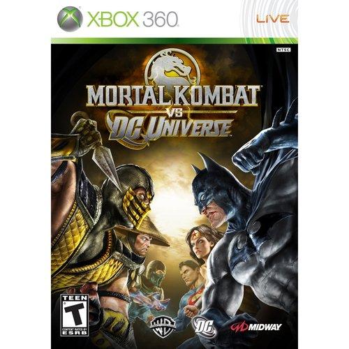 Mortal Kombat vs. DC Universe (Xbox 360) - Pre-Owned