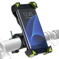Bike Phone Mount, EEEKit Bike Motorcycle Phone Mount Handlebar Cell Phone Holder Accessories Fits for iPhone 11/11 Pro Xs Max X XR 8 7 Plus, Galaxy S10 S10E S9 S8 Plus