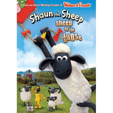 Shaun the Sheep: Sheep on the Loose (DVD)