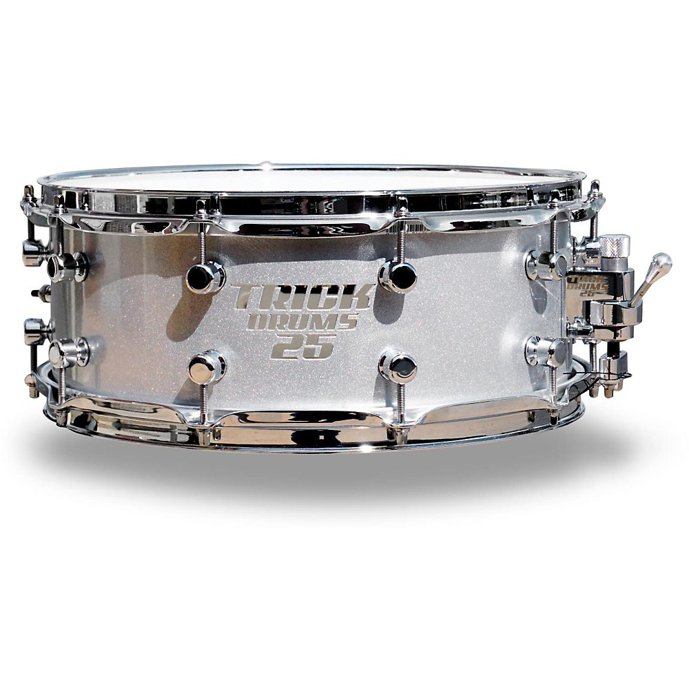 Trick Drums 25th Anniversary Snare Drum 14x5.5 in. by Trick Drums