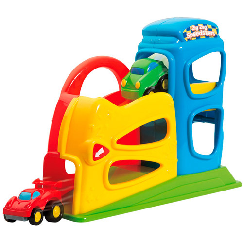 International Playthings Kidoozie Zig Zag Speedsters
