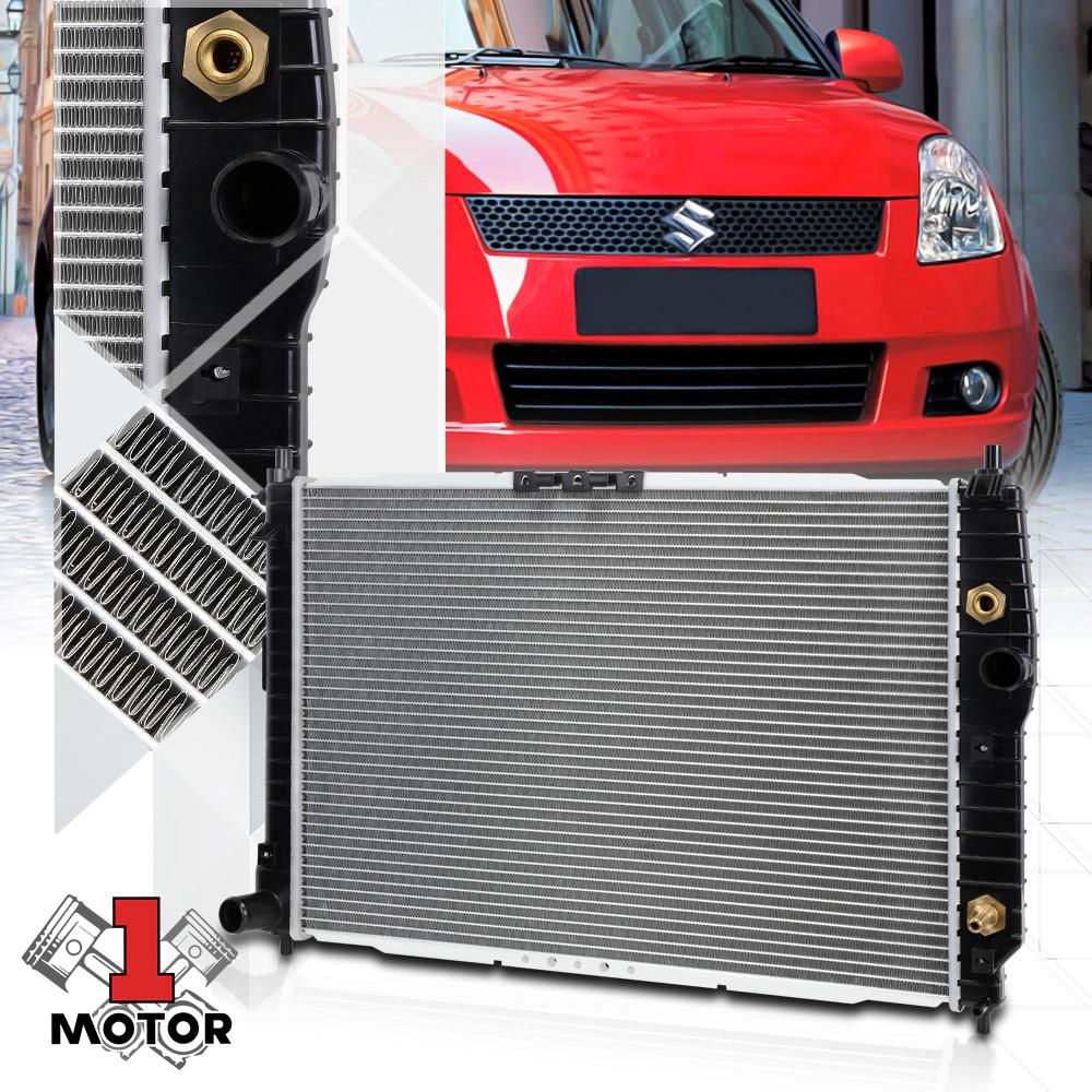 Radiator Cooling Fan fits Chevrolet Aveo Pontiac Wave 05-08 Aveo5 06-08