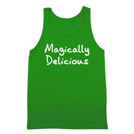Magically Delicious Small Green Tank Top - Magically Delicious