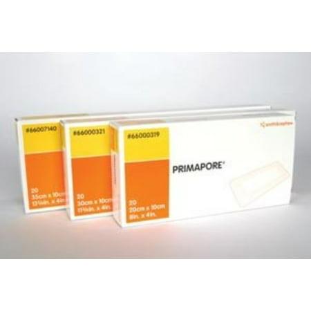 Adhesive Dressing Primapore 4 X 8